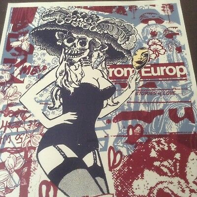 Faile - 'macbeth' - Rare Limited Edition Print - Signed & Stamped (Banksy Style)