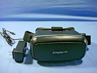 Simple VR headset estate find WORKS as seen