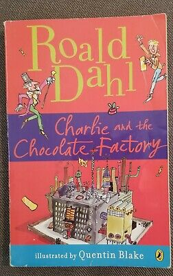 Charlie and the Chocolate Factory by Roald Dahl (2007, Paperback)