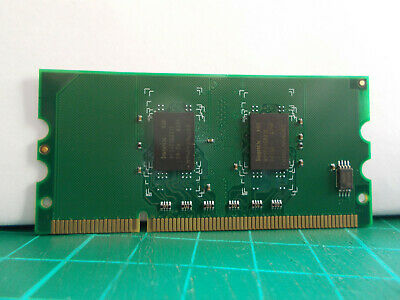 HP Compatible CB423A 256MB DDR2 RAM DIMM 144-pin Printer Memory (UK Stock)
