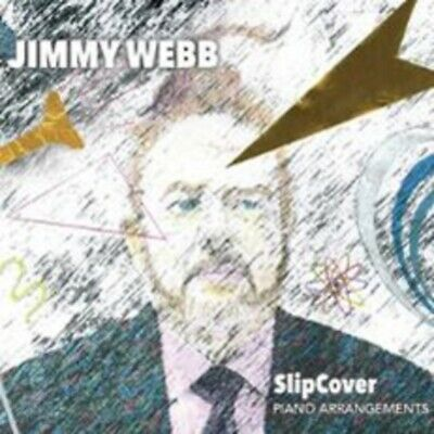 Jimmy Webb - Slip Cover - New CD Album - Pre Order - 17th May