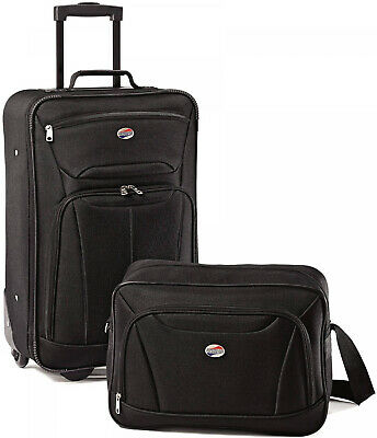 American Tourister Fieldbrook II 2-Piece Softside Luggage Set- Graduation Gift