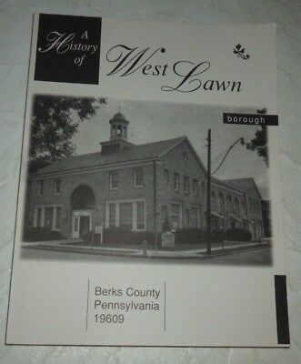 PA BERKS COUNTY history New RP from 3 Rare Books Reading
