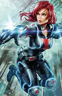 Black Widow #5 Battle Lines Variant STOCK PHOTO Marvel Presale 5/15/2019