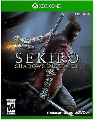 Sekiro Shadows Die Twice Xbox One / Offline Profile (No Code / No Cd/ Read Desc)