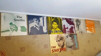 "Collection Of domestic and import The Smiths 12""s With The Smiths Album"