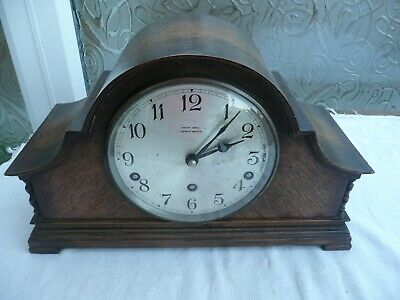 Garrard, Westminster Chimes Mantle Clock in Very Good Condition & Working Order