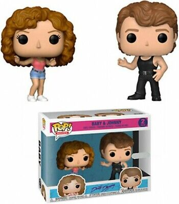 Dirty Dancing Funko POP! Movies Baby & Johnny Exclusive Vinyl Figure