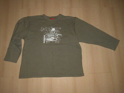 Sweat-Shirt*Sweatshirt DJ von ESPRIT*Gr. 152/158*PULLOVER / Sweat * oliv * Top!