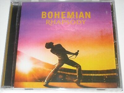 BOHEMIAN RHAPSODY soundtrack CD NEW/SEALED