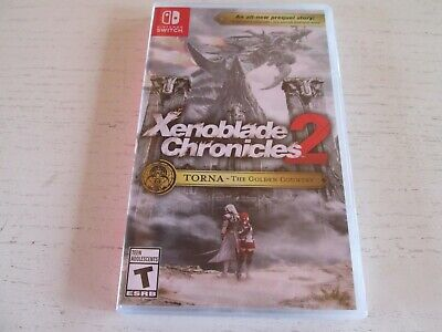 Xenoblade Chronicles 2: Torna - The Golden Country (Nintendo Switch). Brand New.
