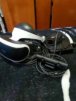 Sony PlayStation VR Game Headset