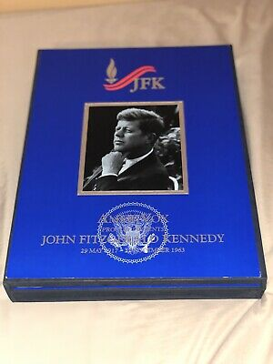 Amerivox JFK Phone Card Set 1994