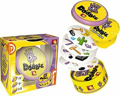 Asmodee Dobble Card Game Award-Winning Visual Perception Party Family Fun Play -