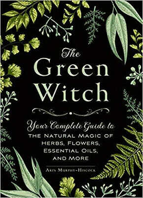 The Green Witch: Your Complete Guide to the Natural Magic!!.🆕E-mail delivery🆕