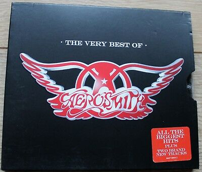 Aerosmith - The Very Best of Aerosmith (2006) - A Fine CD