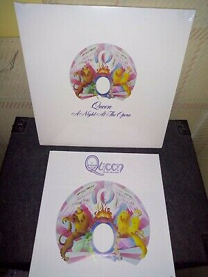 QUEEN The Vinyl Collection n° 2 A NIGHT AT THE OPERA De Agostini