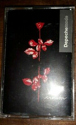 Depeche Mode Violator Cassette Album C Stumm 64 Mute Records Uk 1990 Very Good