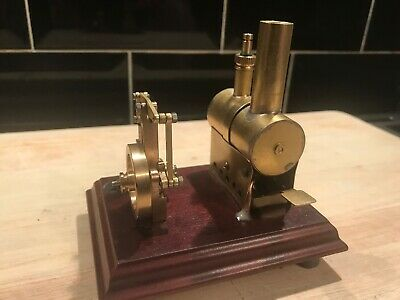 Miniture Beam Engine And Boiler