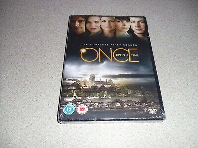Once Upon A Time Complete Season 1 (6 Dvd Set) New & Sealed Genuine Uk