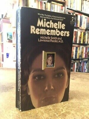 Michelle Remembers by Michelle Smith & L. Pazder 1st Print Pocket Paperback