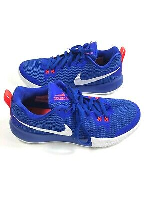 85417d32ac6 Nike Zoom Live ll Men s Basketball Shoes Royal Blue White AH7566-400 SIZE 10