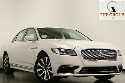 2017 Lincoln Continental Premiere 2017 LINCOLN CONTINENTAL PREMIERE,WHT/BGE,LEATHER,29K MI,LIKE NEW IN AND OUT