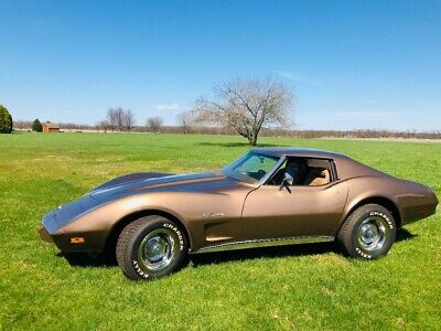 1975 Chevrolet Corvette Stingray 1975 Chevrolet Corvette Stingray L48 350 T-tops
