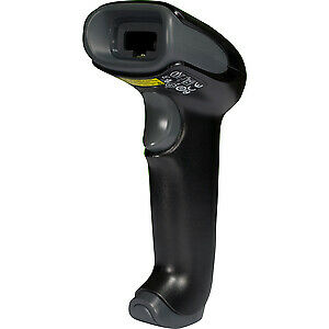 NEW! Honeywell Voyager 1250G Handheld Barcode Scanner Cable Connectivity White 5