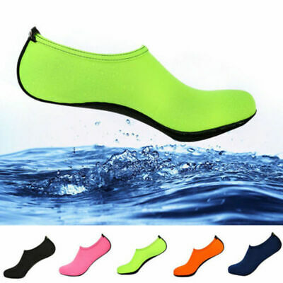 Non-slip Barefoot Water Skin Shoes Aqua Socks for Beach Swim Surf Yoga Exercise