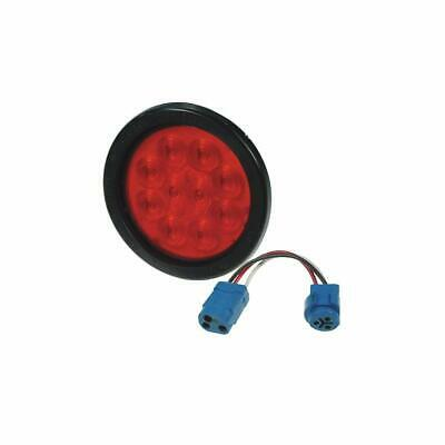 "Grote 53452 SuperNova 4"" Red 10-Diode Pattern Turn LED Lamp"