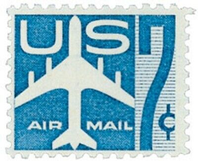 C51 - Silhouette of Jet - US Mint Airmail Stamp