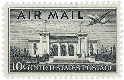 C34 - Pan American Building - US Mint Airmail Stamp