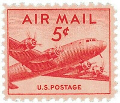 C33 - DC-4 Skymaster - US Mint Airmail Stamp