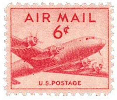 C39 - DC-4 Skymaster - US Mint Airmail Stamp
