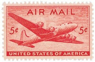 C32 - DC -4 Skymaster - US Mint Airmail Stamp