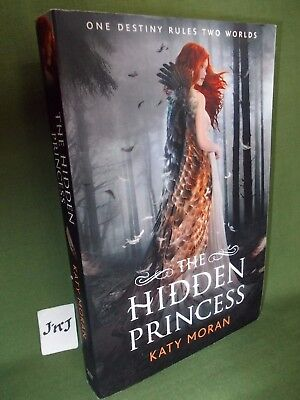 Katy Moran The Hidden Princess First Uk Paperback Edition