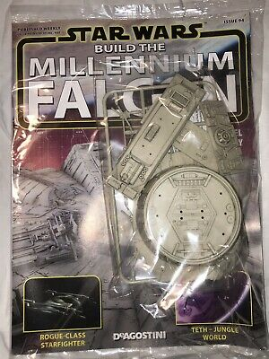 DEAGOSTINI STAR WARS BUILD THE MILLENNIUM FALCON Issue 94 Side Panels And Detail