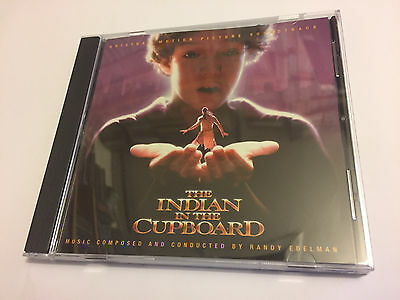 THE INDIAN IN THE CUPBOARD (Randy Edelman) OOP 1995 Soundtrack Score OST CD NM