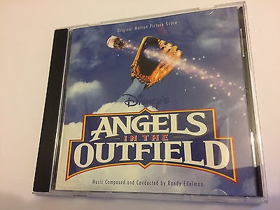 ANGELS IN THE OUTFIELD (Randy Edelman) OOP '94 Disney Score Soundtrack OST CD NM