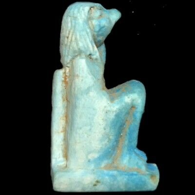 Beautiful Ancient Egyptian Amulet 300 Bc (15)