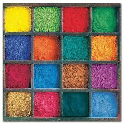 Instant Sunshine™ bright synthetic lake pigments for paints, food & cosmetics