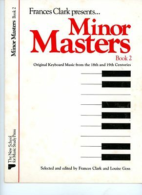 Sheet music: Frances Clark Presents for Piano Students, 3 used books for level 2