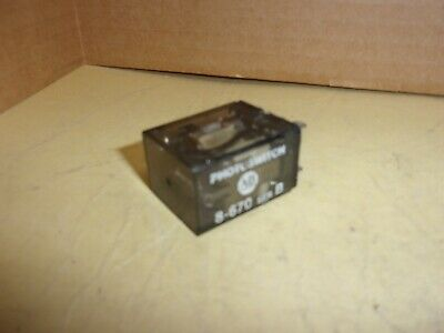 Allen Bradley Photoswitch Relay 8-670 , ser. B