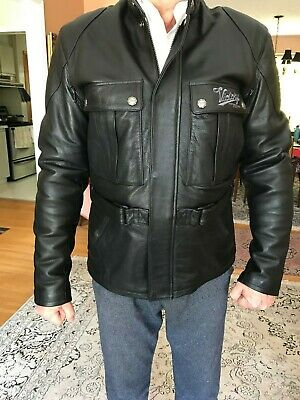 Motorcycle Jacket VICTORY Classic Large Brand New