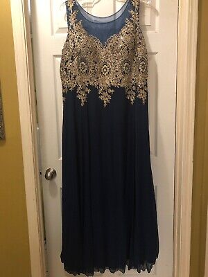 PLUS SIZE PROM dresses used - $150.00 | PicClick
