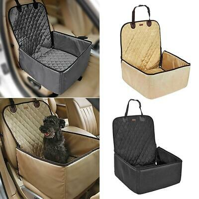 Waterproof Dog Car Seat Cover Hammock for Puppy Cat Pet SUV Back Rear Bench Pad