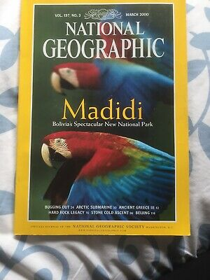 National Geographic Vol 197 No 3