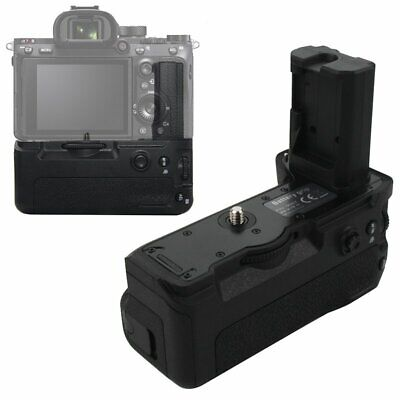 Vertical Battery Hand Grip Holder Replacement For Sony A9 A7III A7RIII Camera