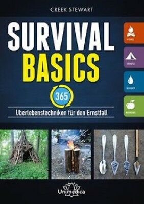 Creek Stewart: Survival Basics